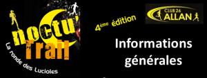 Infos générales